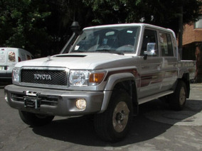 Toyota Macho Hzj 79 Doble Cabina Turbo Diesel 4.5