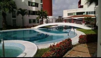 Departamento A La Venta En Residencial Costa Verde, Veracruz