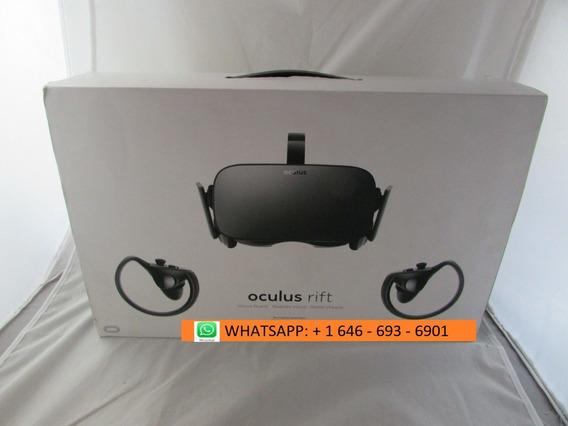 Oculus Rift Vr Fone De Ouvido Toque Virtual Reality System