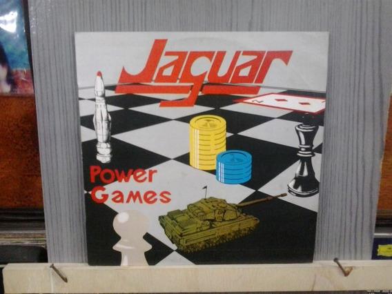 Lp - Nac - Jaguar - Power Games - Frete 15