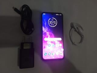 Motorola One Zoom 128 Gigas Impecavel Original