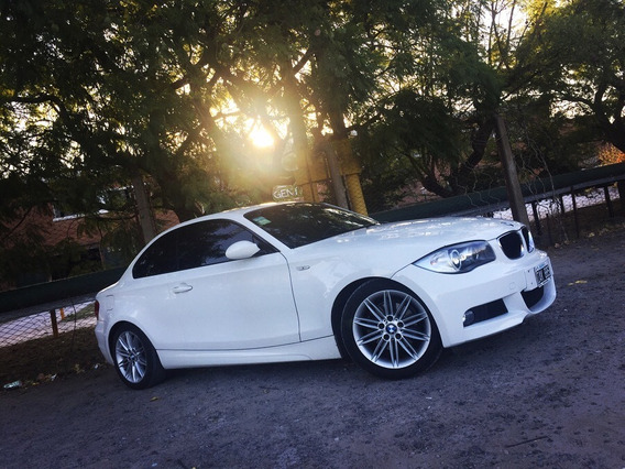 Bmw 125 Coupe E82 Pack M