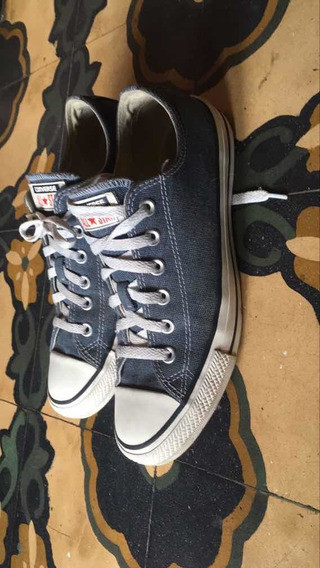 Zapatillas Converse All Star Azul Jean