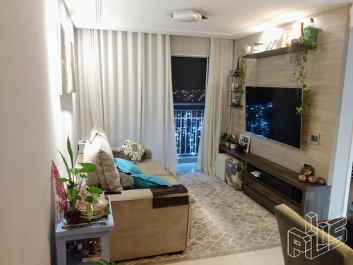 Apartamento À Venda Em Jardim Wanel Ville Iv - Ap007060