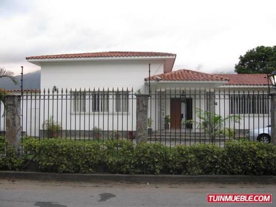 Casa En Venta Valle Arriba - 13-8821///