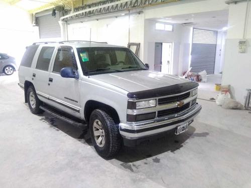 Chevrolet Grand Blazer Dlx Carrozada