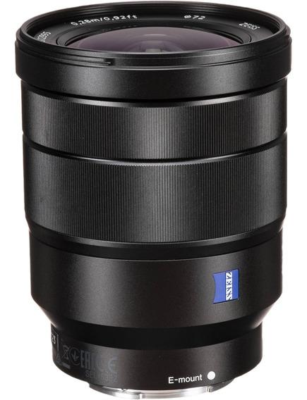 Lente Sony Fe 16-35mm F4 Zeiss Oss | Sel1635z