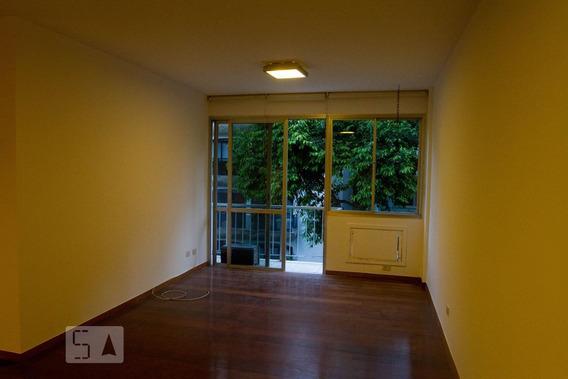 Apartamento Para Aluguel - Leblon, 3 Quartos, 117 - 893047121