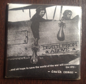 Cd Death From Above - Death Comes