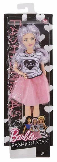 Barbie Fashionista Colecionador Tutu Cool Pink