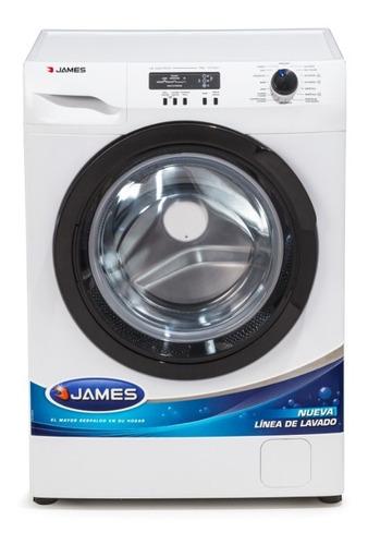 Imagen 1 de 6 de Lavarropas James 6kg Lr-6900 Plus Confort Del Hogar