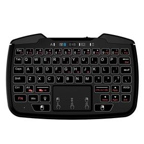 Rii Rk707 2.4ghz Sem Fio Jogo Controlador Teclado Mouse