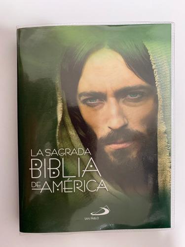 Biblia Catolica La Sagrada Biblia De America