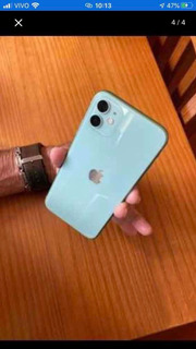 iPhone 11 64 Gb Completo Verde