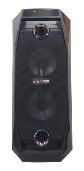 Corneta Amplicada Profesional Bakzer Doble Bass 8 Pulgadas