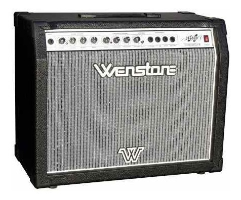 Amplificador De Guitarra Wenstone Ge600 60 Watts Parlante 12