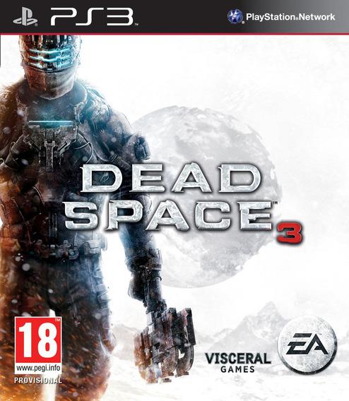 Jogo Terror Usado Dead Space 3 Para Playstation Ps3