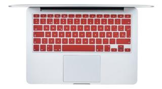 Protector Teclado Español Macbook Todos Los Modelos Colores