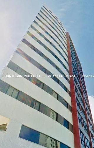 Imagem 1 de 14 de Apartamento Para Venda Em Natal, Candelária - Ed. Terrazzo, 4 Dormitórios, 2 Suítes, 4 Banheiros, 3 Vagas - Ap1124-te_2-937464