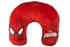Carácter Marvel Spiderman 3d Almohada De Viaje