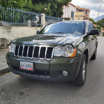 Jeep Grand Cherokee Limited 4x4 2008