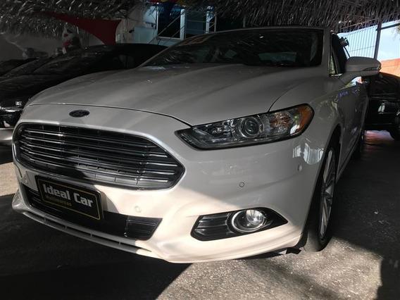 Ford Fusion 2.0 Titanium Awd Gasolina 4p Automático 2014