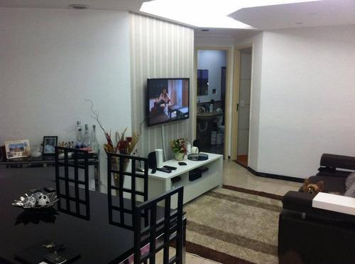 Imagem 1 de 12 de Apartamento Com 3 Dormitórios À Venda, 80 M² Por R$ 340.000,00 - Nova Petrópolis - São Bernardo Do Campo/sp - Ap0152