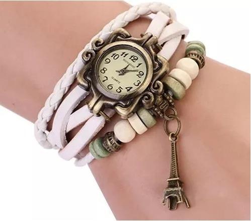 Relógio Vintage Feminino Borboleta
