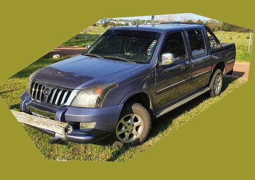 Camioneta Doble Cabina Gonow Troy Extra Full