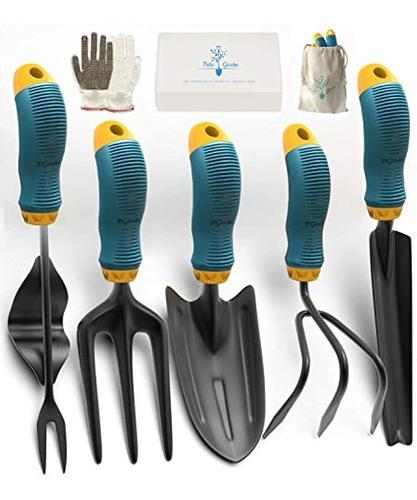 Imagen 1 de 7 de Herramientas De Jardinería De Aleación De Acero