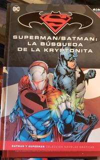 Dc Salvat Batman Superman La Búsqueda De La Kryptonita 29