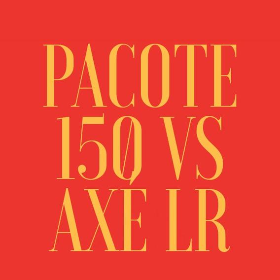 Pacote 150 Vs Carnaval
