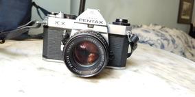 Camera Fotografica Analogica Pentax Kx Profissonal