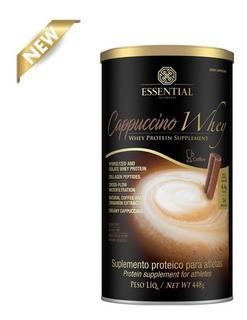 Cappuccino Whey - Essential Nutrition - Lançamento