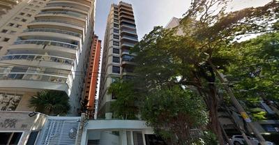 Cobertura Duplex Alto Padrão 4 Dormitórios À Venda, 405m² Por R$ 8.300.000, Rua Balthazar Da Veiga, 417 - Vila Nova Conceição - São Paulo/sp - Co0605 - Co0605