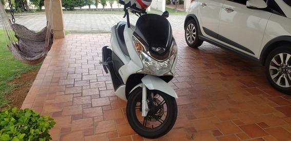 Honda Pcx Branca