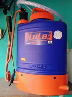 Aspersora Fumigador Lola 20 Swissmex