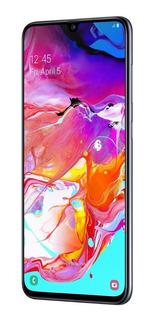 Celular Samsung Galaxy A70 128gb 6gb Ram 6.7 Preto + Nota