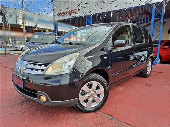 Nissan Livina Livina 1.6 Sl 16v Flex 4p Manual 2011