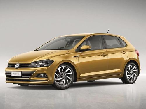 Volkswagen Vw Nuevo Polo Highline Stock Real  Aut.espasa #07