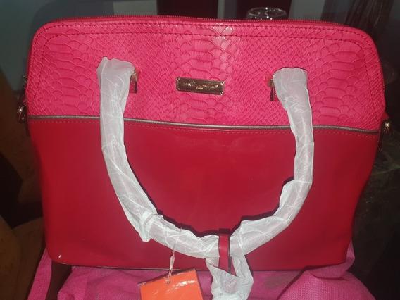 Bolsa Dama Roja