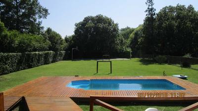 Alquiler Casa Quinta Pileta Basquet Futbol!! Temporada 2021