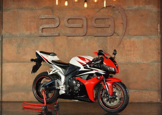 Honda Cbr 600 Rr | 2008 Conservadíssima Com 29.853kms