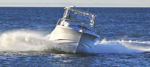 Fishing 34 340 Wa 2x 300 Yamaha Sedna Carbrasmar Bostonwhale