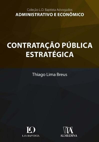 Contratação Pública Estratégica - 01ed/20
