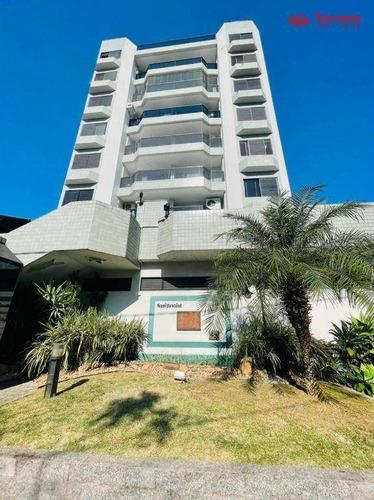 Imagem 1 de 16 de Apartamento Duplex Com 3 Suítes -  Vila Nova - Blumenau/sc - Ap0363