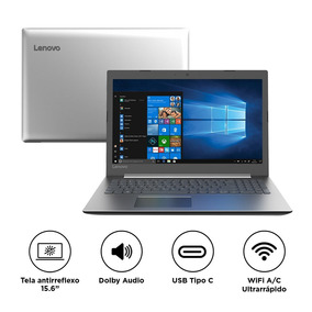 Notebook Lenovo Ideapad 330 I3-7020u 4gb 1tb Windows 10 15,6