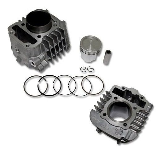 Kit Completo Motor Pop 110 / Biz 110
