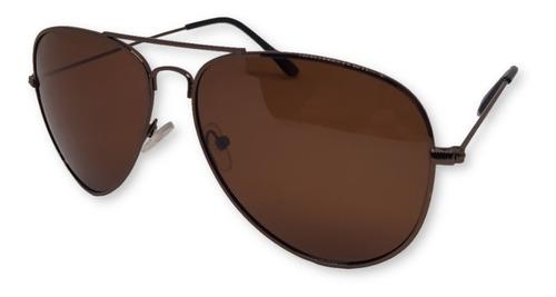 Óculos De Sol Yacht Sport Polarizado Aviador Preto