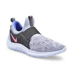 Tênis Feminino Nike Renew Freedom Cinza Original - Footletr